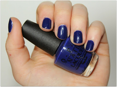 OPI Nail Polish in Eurso Euro