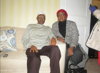 Aisha Buhari Allegedly Visits London Again