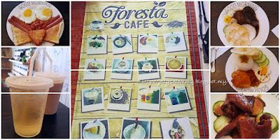 Foresta Cafe (Kota Permai) Review