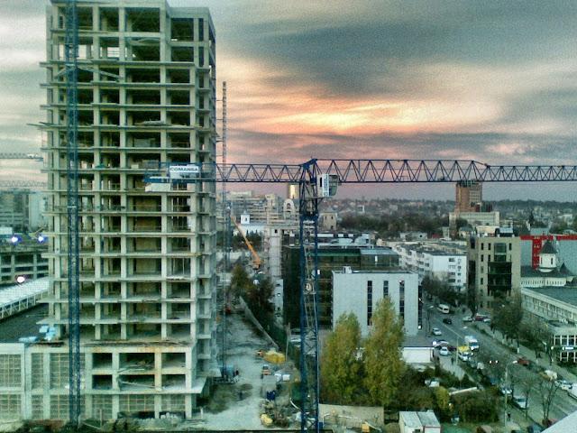 Construirea Complexului Palas Iasi - blog Foto-Ideea