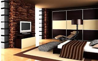 تصميمات غرف نوم مودرن راقية في الالوان الرمادي