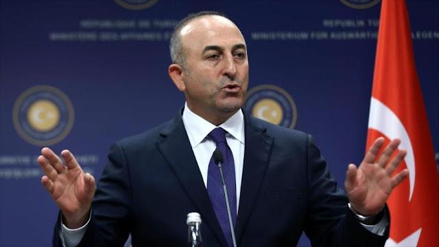 Turquía advierte a EEUU de represalias si cancela venta de armas