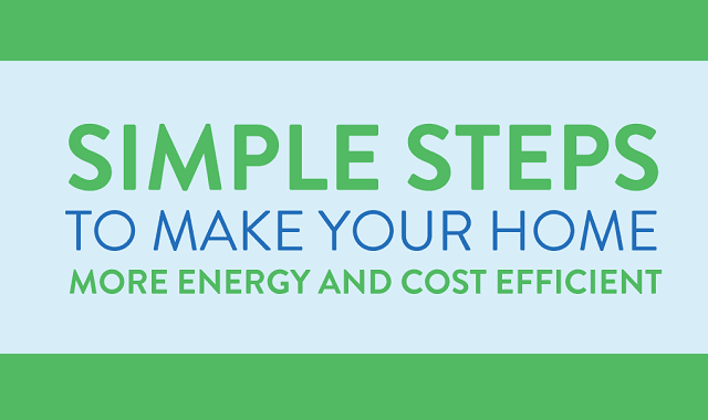 Simple Steps to make your Home More Energy Efficient