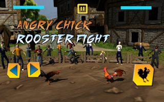 Download Angry Chicks: Rooster Fight Apk