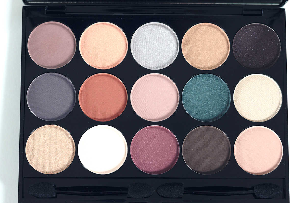 NYX eyeshadow palette