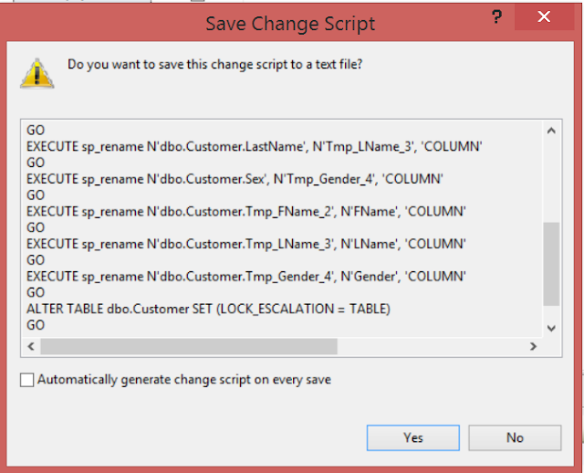 Welcome to techbrothersit how to alter columns or - Alter table modify column sql server ...