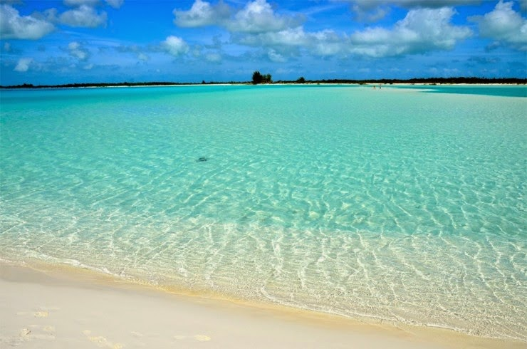 7. Playa Paraiso, Cayo Largo, Cuba - Top 10 Beaches to Go to in 2015
