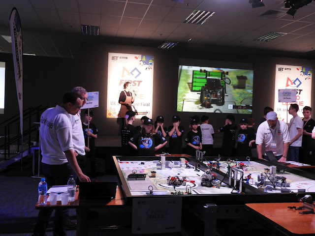 FIRST LEGO League UK and Ireland Final 2016-17