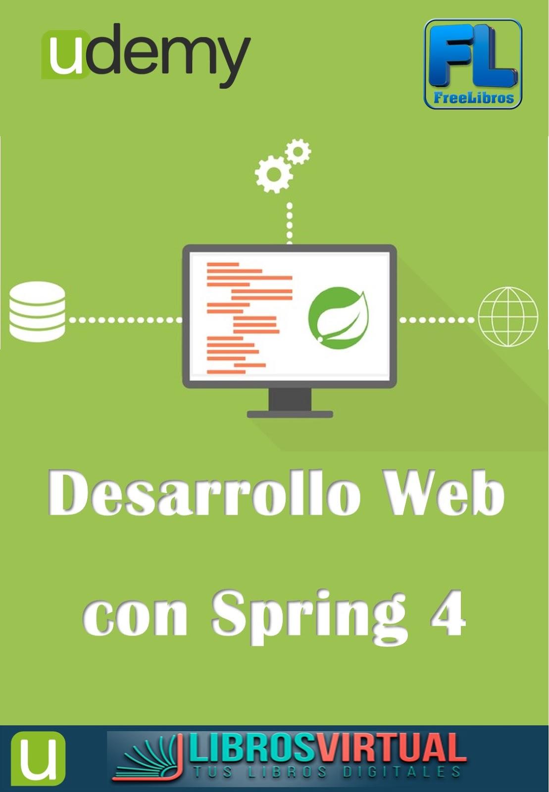 Desarrollo Web con Spring 4