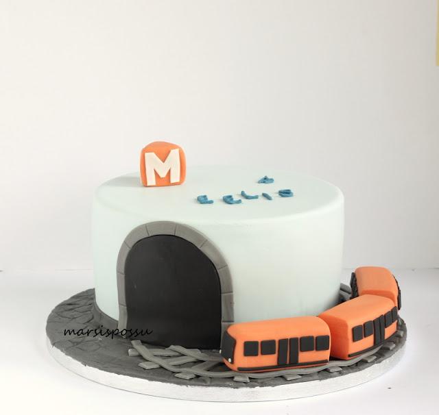 Metrokakku
