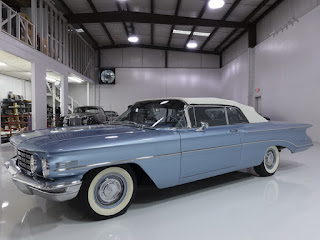 1960 Oldsmobile 98 Convertible
