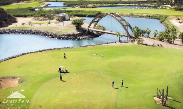 Loreto Baja Golf Resort