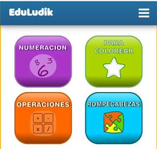 categorías de recursos educativos  Eduludik