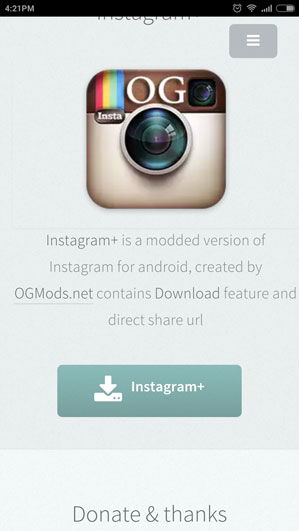 Download Photos And Videos Froms Instagram