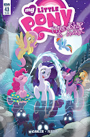 MLP Friendship is Magic #43 Comic by IDW Regular Cover by Tony Fleecs