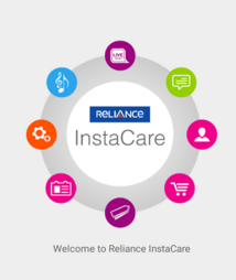 Reliance InstaCare Get 500MB Free Internet 2G/3G on Signup
