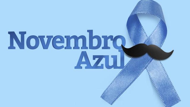 Novembro azul: a campanha que promove medidas preventivas para o câncer de próstata.