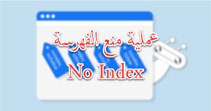 كيفية تفعيل خاصية منع الفهرسة No index وأسباب حظر عملية الأرشفة