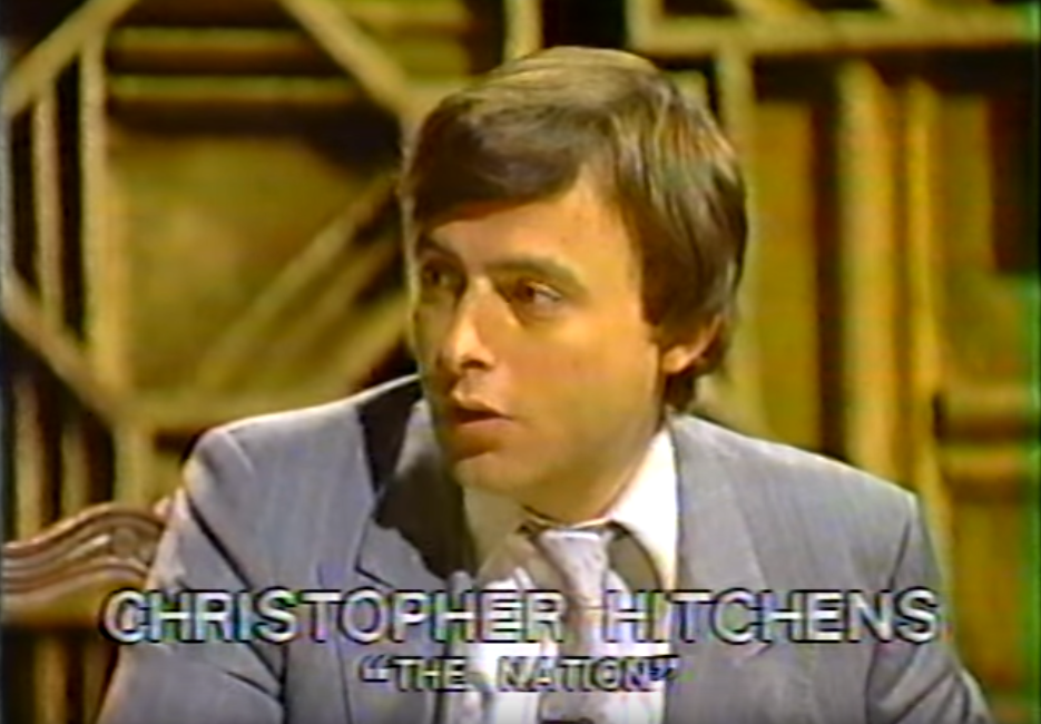 Quote Of The Day: 1982 Essay By Christopher Hitchens On The ...