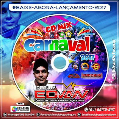 CD ESPECIAL CARNAVAL 2017