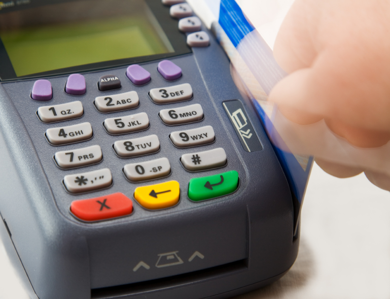 Business Credit Debit Card Machines
