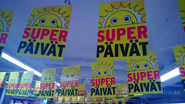 Superpäivät at K-Supermarkets