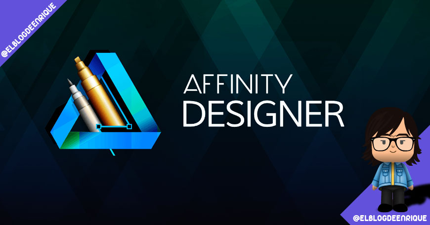 Affinity Designer Alternativa a Adobe Illustrator para Windows gratis