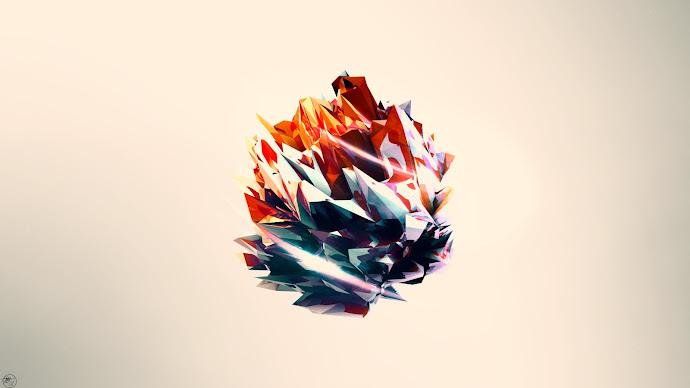 Wallpaper: Vengeance - HOT Abstract 3D Art