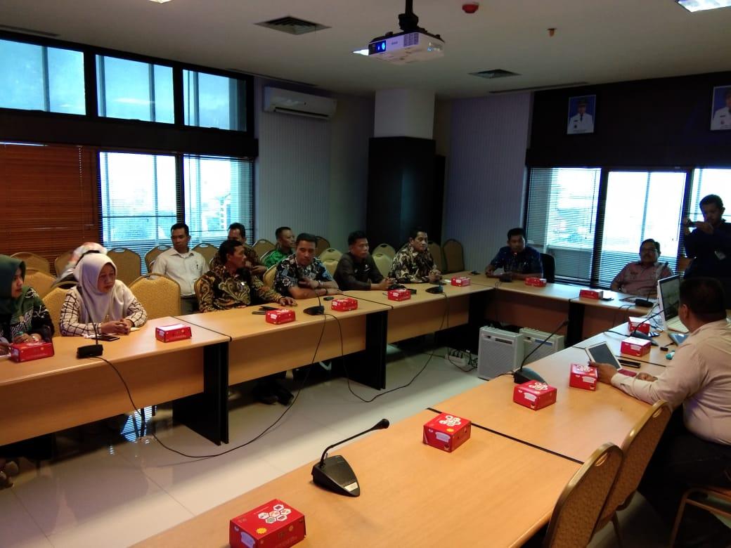 Pemkab Sinjai Konsultasi Penyusunan TIK Program Smart Kampung ke Pemkot Makassar