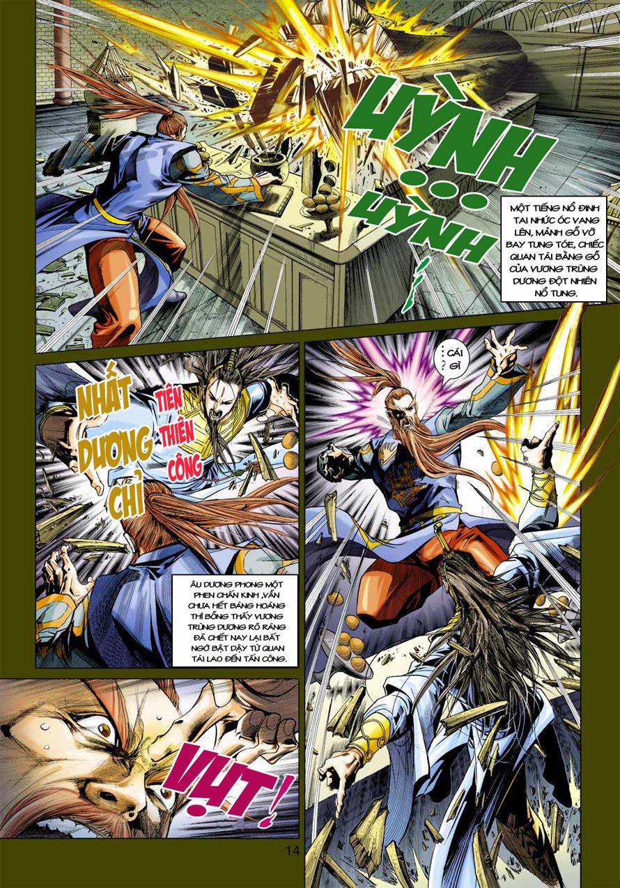 Anh Hùng Xạ Điêu anh hùng xạ đêu chap 41 trang 13