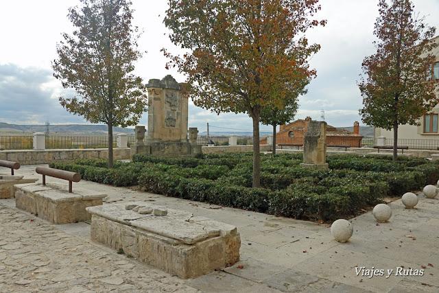 Plaza del fuero, Castrojeriz