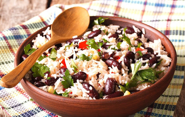 This rice and beans mix will have you saying yummy in no time!!