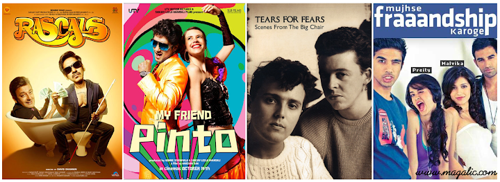 Movies I watched - Rascals, My Friend Pinto, Scenes From ...