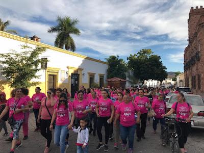 Inician actividades por el día Internacional de la Mujer en Álamos