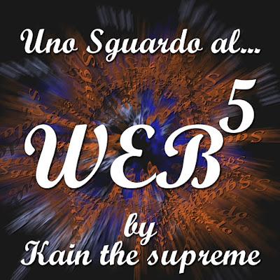 Uno sguardo al #web N° 5