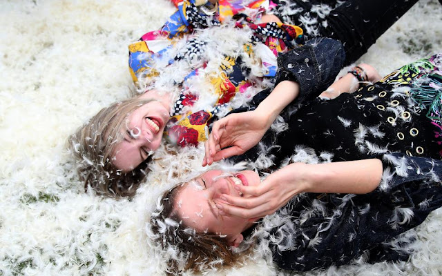 World International Pillow Fight Day was as fun around the World