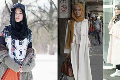 Populer Fashion Hijab Wanita Muslim 2019
