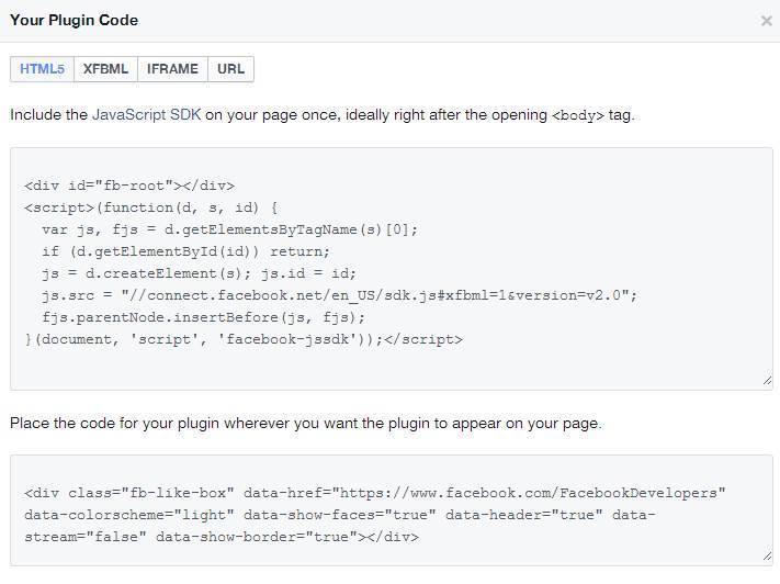 Cara Mempercantik Blog dengan Widget Facebook Page Like Box 3