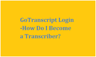 What is Transcriber?