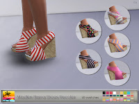 Madlen Barna Shoes Recolor