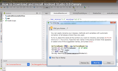 Upgrade Android Studio to Latest Stable Version