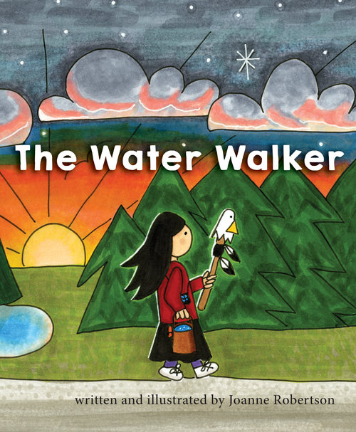 Joanne Robertson  The Water Walker