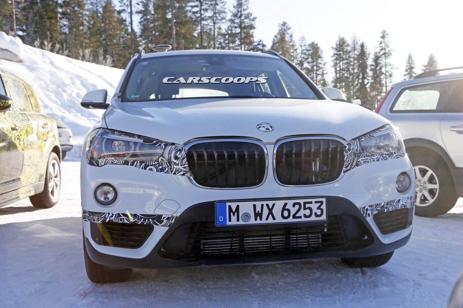 2015 - [BMW] X1 II [F48] - Page 17 2017-BMW-X1-Hybrid-3