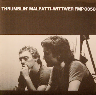 Radu Malfatti, Stephan Wittwer, Thrumblin'