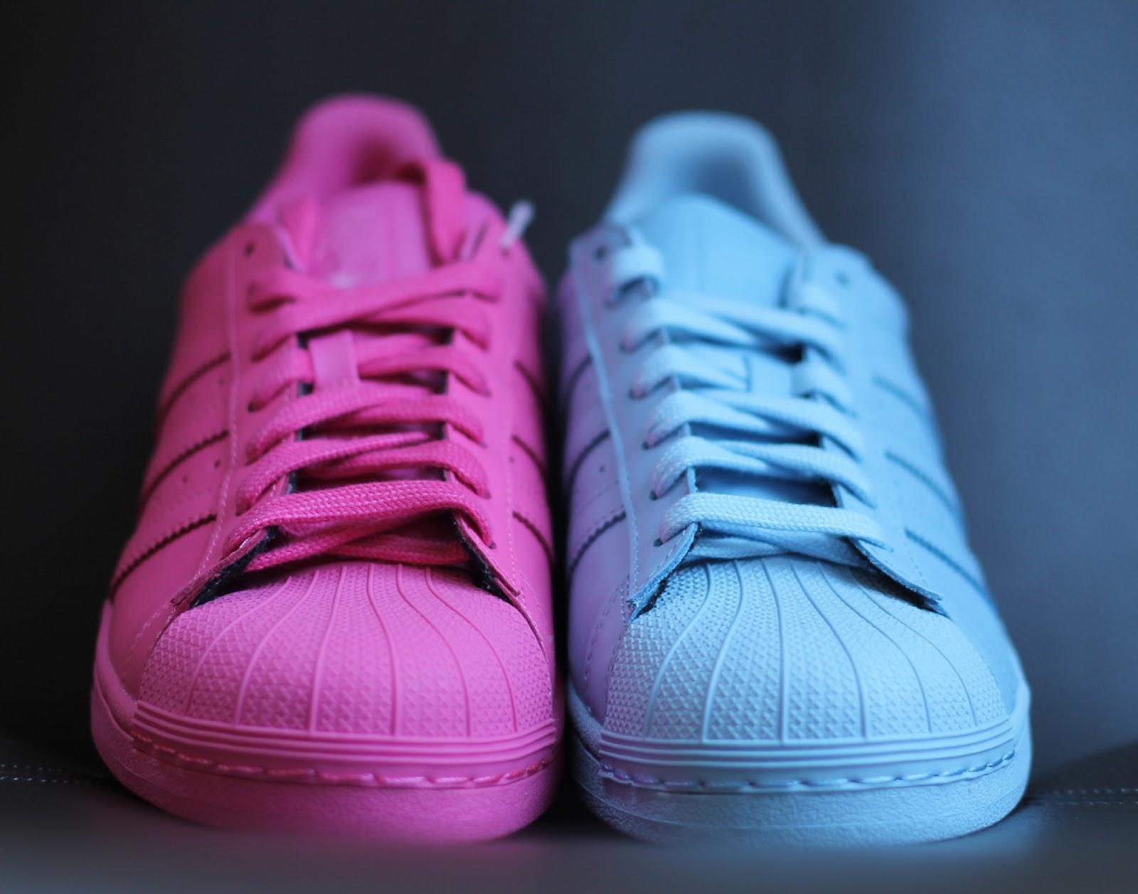 premium selection 54f99 21e2f adidas superstar bunte farben