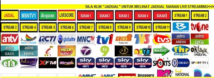 Share Blog: Live Streaming TV Malaysia . Live EURO 2012
