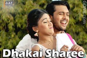 Dhakai Sharee - Niyoti - Arifin Shuvoo & Jolly
