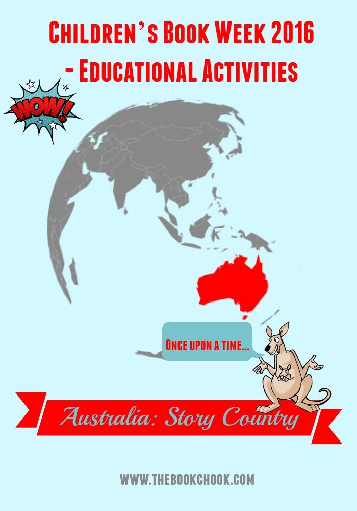 The Book Chook Children S Book Week 2016 Educational