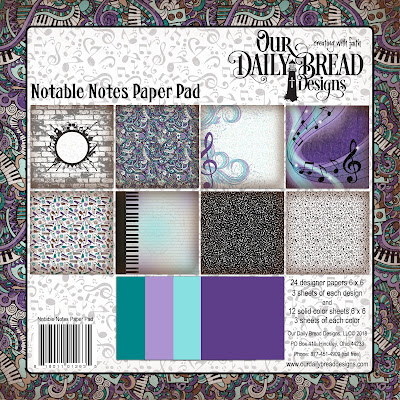 Notable Notes Paper Pad