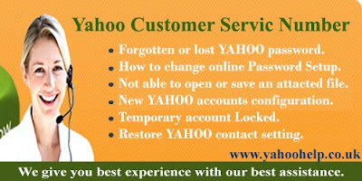 Yahoo Contact Service Number